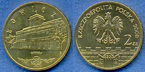 Монеты 2 злотых википедия коинсмир ру